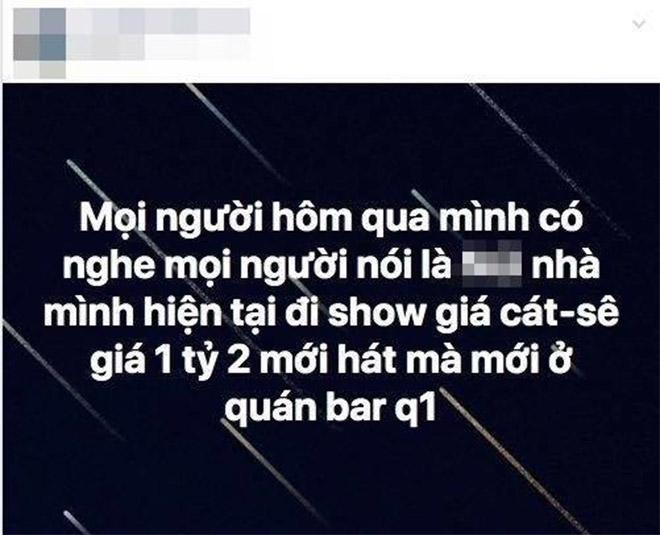 Hé lộ nam ca sĩ 9x có cát-xê cao hơn cả Đàm Vĩnh Hưng, Mỹ Tâm 3