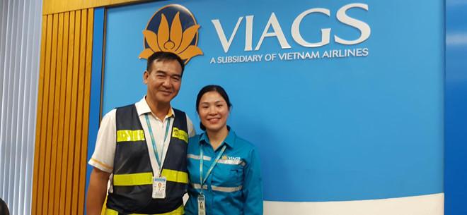 Khách bỏ quên gần 1 tỷ đồng trên máy bay của Vietnam Airlines 1