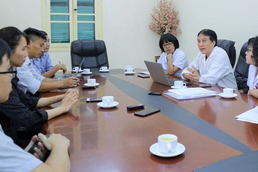 Bệnh viện Việt Đức lên tiếng vụ bệnh nhân tố bác sĩ tự ý cắt thận 1