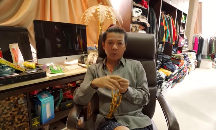 Vũ Hà tiết lộ Đàm Vĩnh Hưng mua giày tặng Mỹ Tâm và cái kết bất ngờ 1