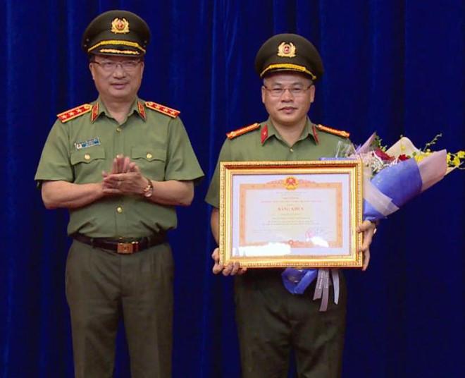 Bổ nhiệm Giám đốc Công an Bắc Ninh làm Cục trưởng cảnh sát kinh tế 1