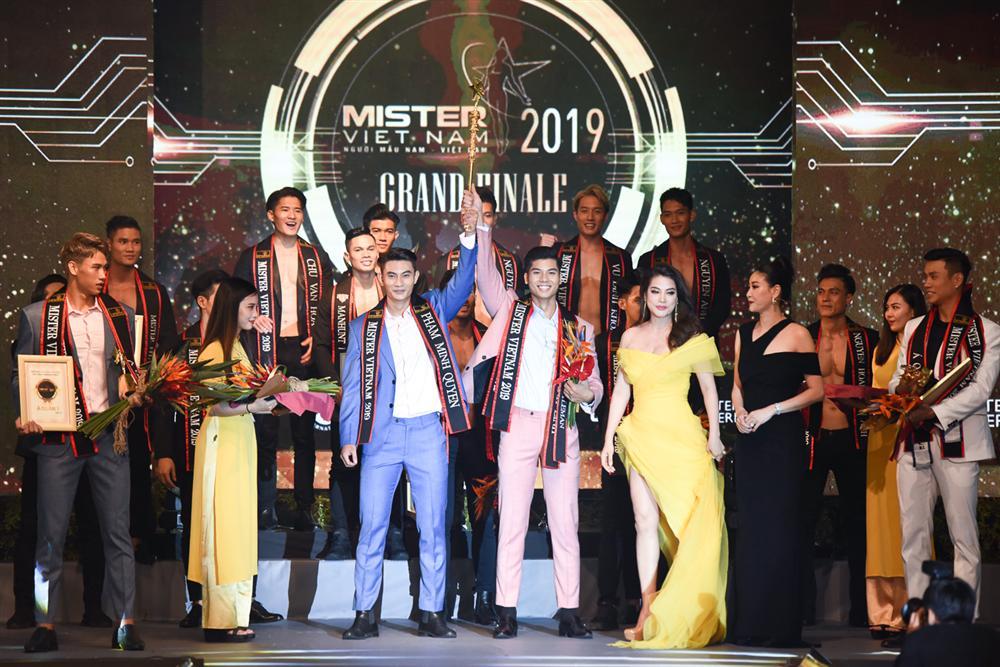 Chung kết Mister Việt Nam có tới 2 danh hiệu quán quân 5