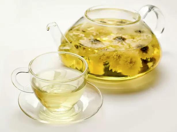 Cúc vàng mùa thu – vị thuốc rẻ tiền chữa ho sốt, huyết áp cao 2