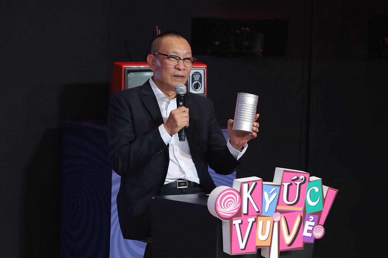 MC kỳ cựu Lại Văn Sâm bất ngờ gặp 'tai nạn nghề nghiệp' tại 'Ký ức vui vẻ' 3