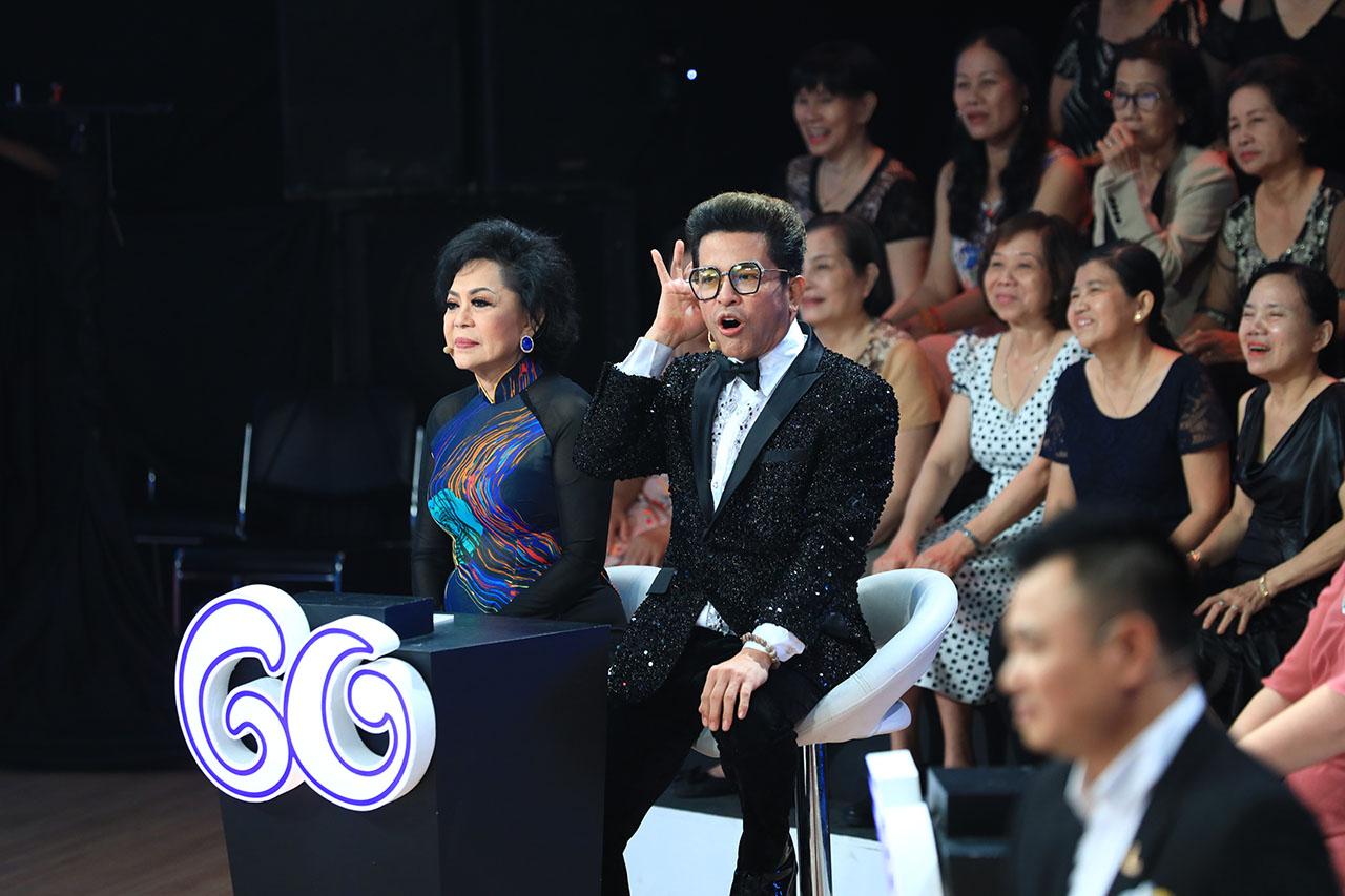 MC kỳ cựu Lại Văn Sâm bất ngờ gặp 'tai nạn nghề nghiệp' tại 'Ký ức vui vẻ' 1