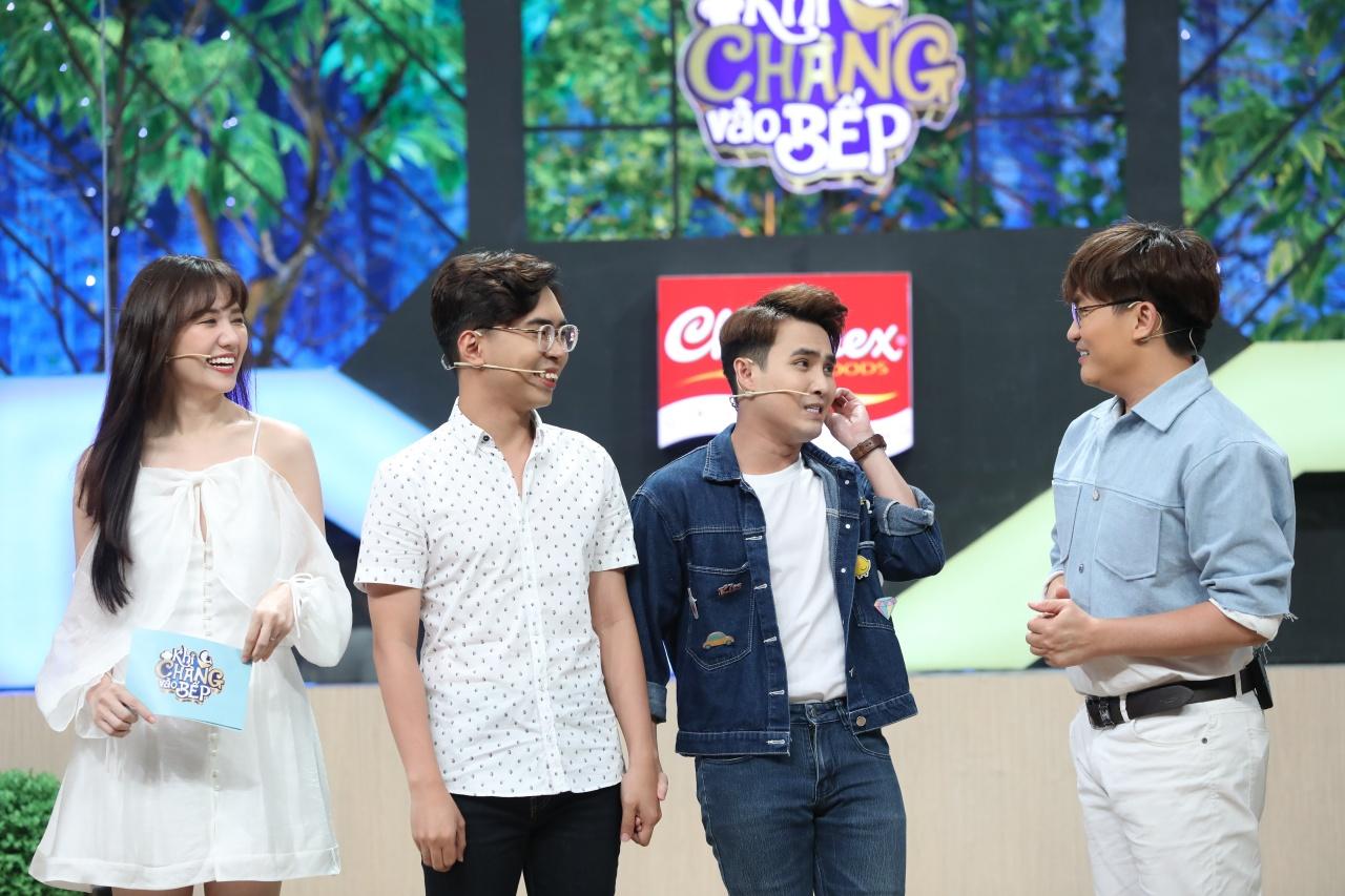 Hari Won lần đầu tự nhận ham ăn trên sóng truyền hình 1