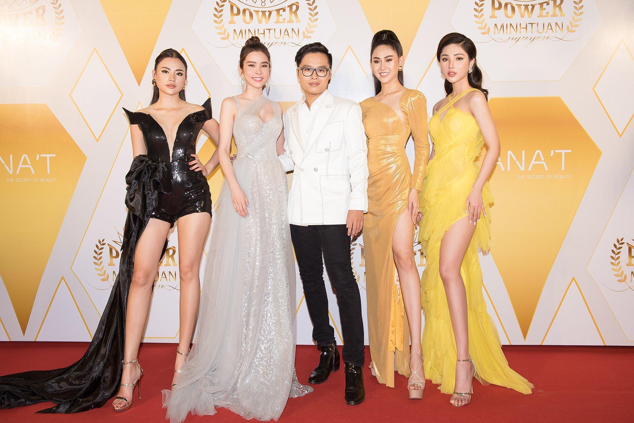 Tân Hoa hậu sinh năm 99 Mỹ Huyền khoe dáng nóng bỏng đi sự kiện 6