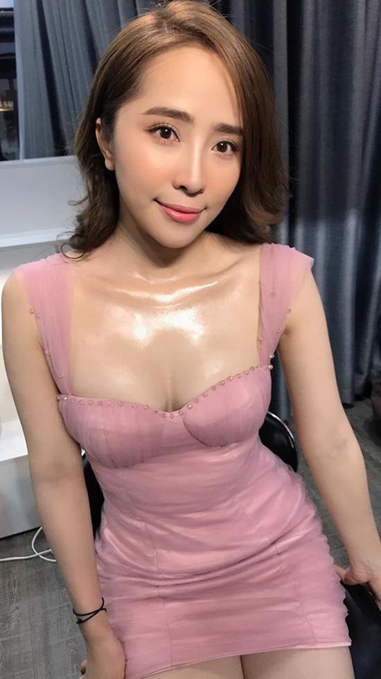 Quỳnh Nga lần đầu thừa nhận nâng ngực  1