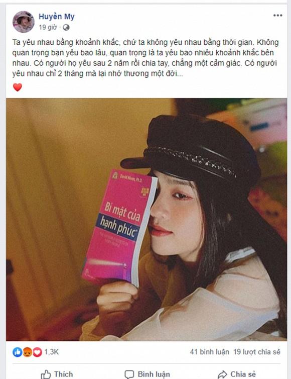 'Bạn gái tin đồn' của Quang Hải lại bị nghi tiếp tục 'đá xéo' Nhật Lê 1