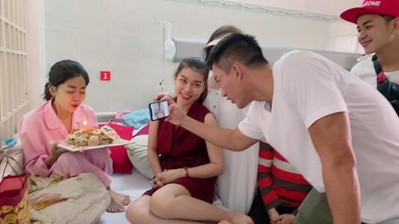 Mai Phương đón sinh nhật tuổi 35 trong bệnh viện, fan lo lắng tình hình sức khỏe 2