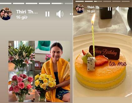 Vợ mới của chồng cũ Hồng Nhung đón sinh nhật, bất ngờ là món quà 2