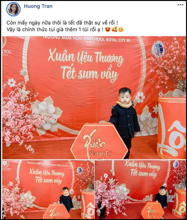 Việt Anh 'tái hợp' cùng vợ cũ vì con trai  2