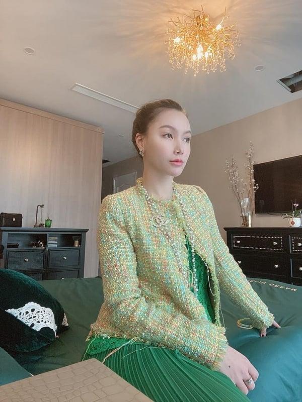 Hé lộ căn nhà như khách sạn 5 sao của MC Minh Hà 7