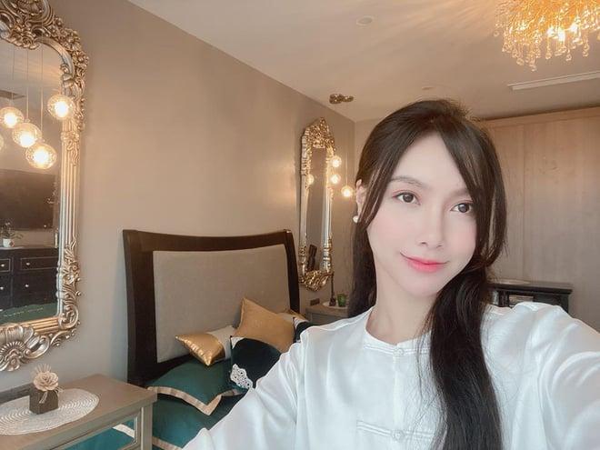 Hé lộ căn nhà như khách sạn 5 sao của MC Minh Hà 4