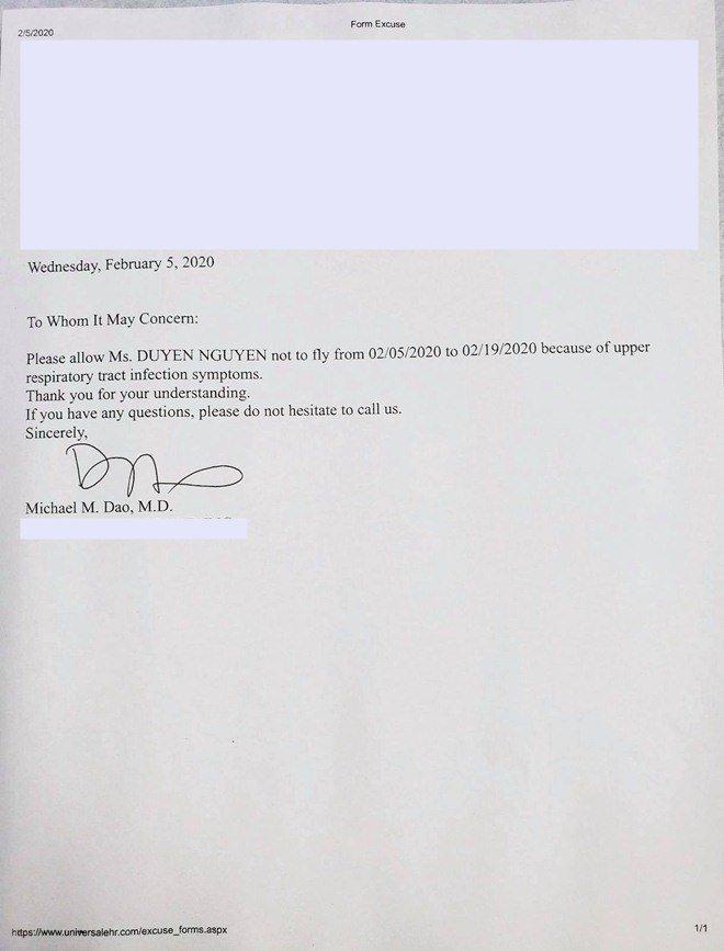 MC Kỳ Duyên bị sốt, ho, phải hủy show diễn tại Việt Nam giữa mùa dịch virus corona 2