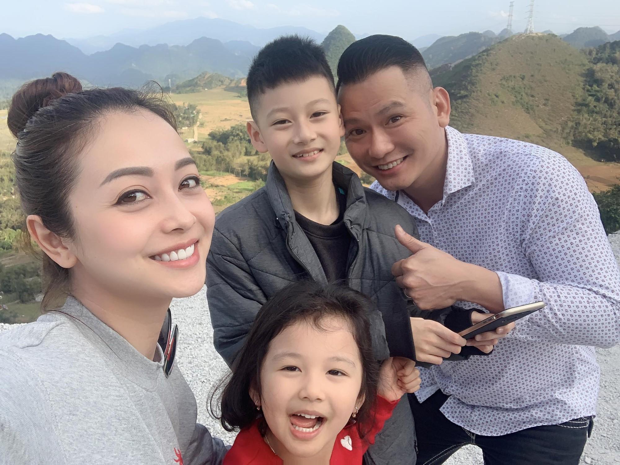 Cuộc sống của Hoa hậu Jennifer Phạm sau 8 năm kết hôn với doanh nhân Đức Hải 1