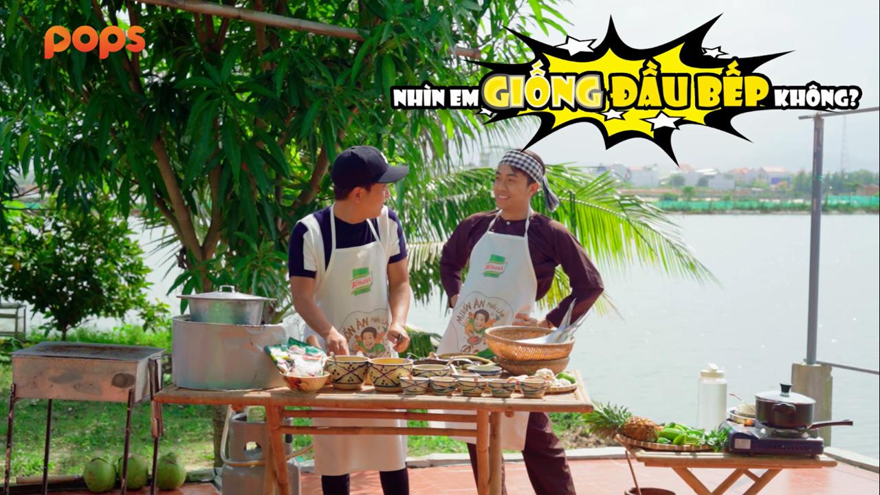 Cris Phan 'gục ngã' trước màn hội thoại tiếng Quảng Nam của Trường Giang 3