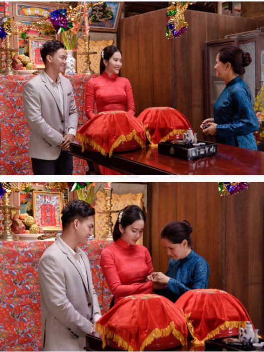 Nam Em lên tiếng sau tin đồn tung ảnh tổ chức hôn lễ với chàng trai lạ mặt để PR 1
