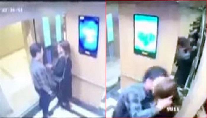Kẻ cưỡng hôn cô gái trong thang máy hẹn chiều nay lên công an trình diện 1