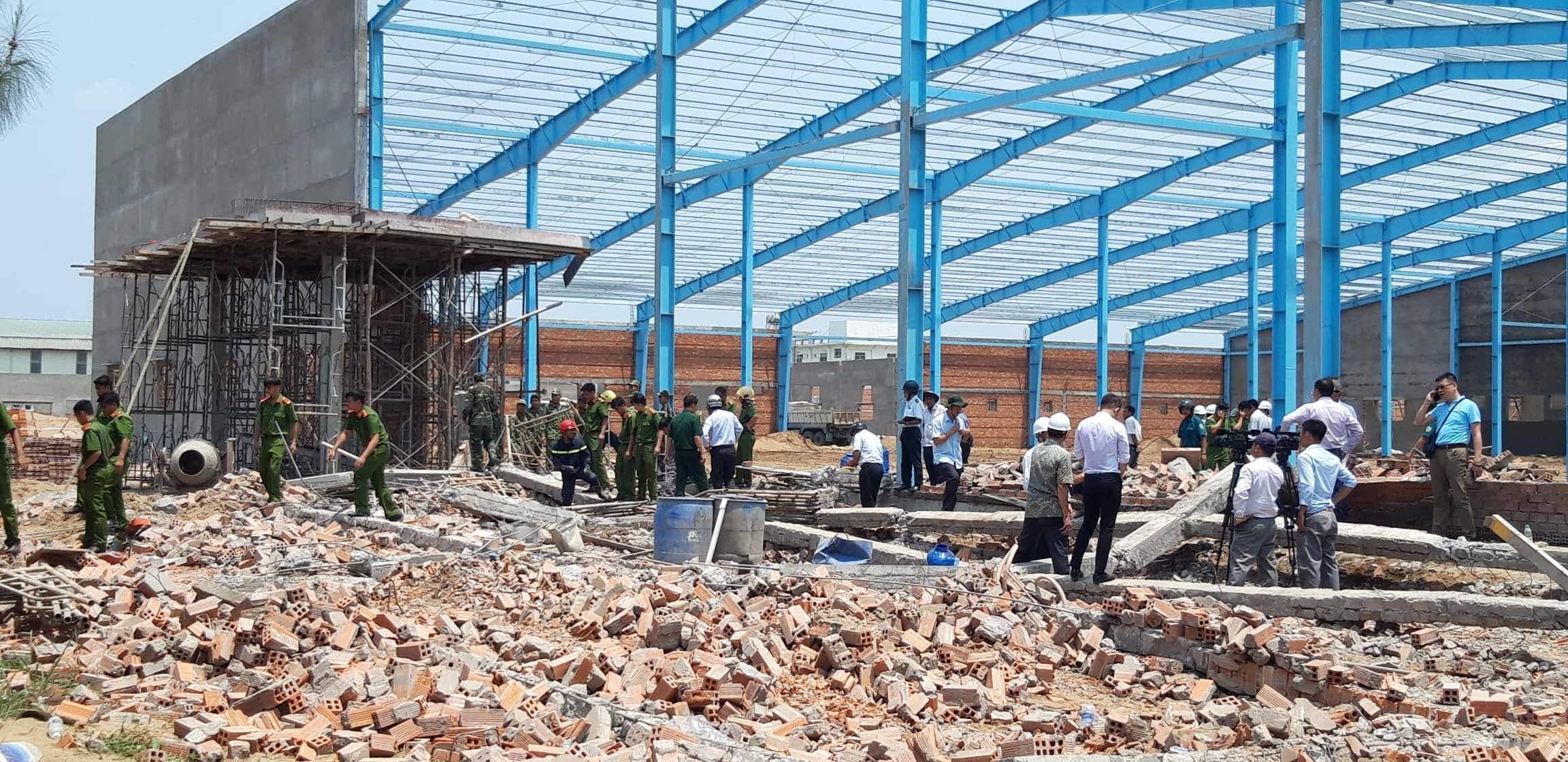 Nguyên nhân gây ra vụ sập tường khiến 6 người tử vong ở Vĩnh Long 1