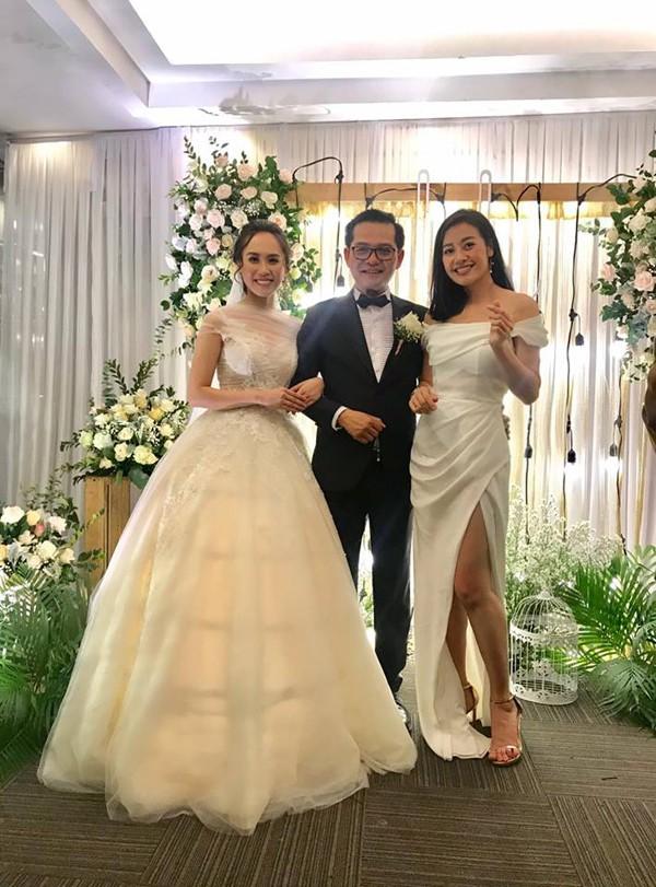 NSND Trung Hiếu tiếp tục tổ chức đám cưới với vợ kém 19 tuổi ở Thái Bình 1