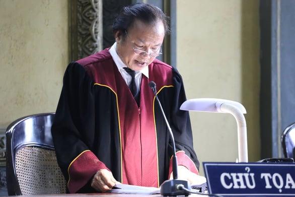 Án phí vụ ly hôn Trung Nguyên hơn 80 tỷ đồng: Thẩm phán đọc nhầm 2