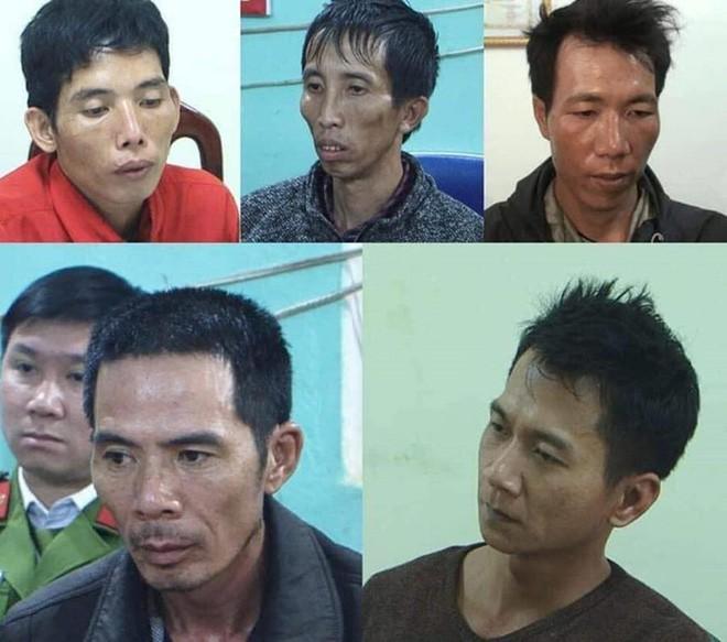 Nghi phạm vừa bị bắt trong vụ cô gái giao gà bị sát hại từng là bạn tù của Vương Văn Hùng 1