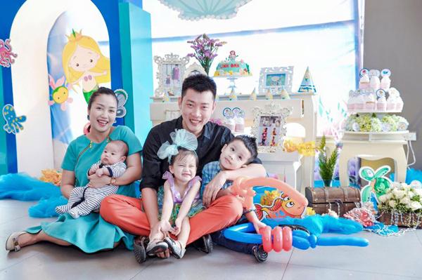 Choáng với cuộc sống giàu sang của Ốc Thanh Vân bên chồng kém sắc 9