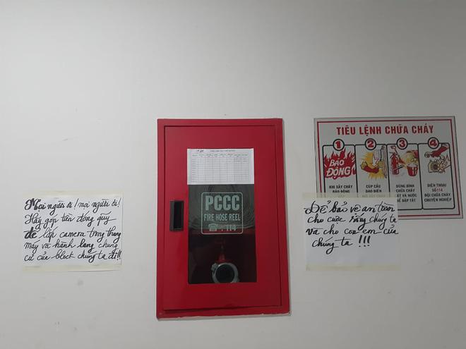 Hàng loạt chung cư dán cảnh báo sau vụ bé gái bị sàm sỡ trong thang máy ở TP HCM 1