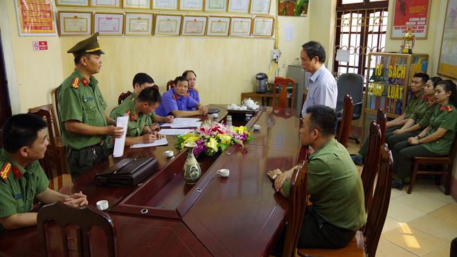 Khởi tố 2 phó giám đốc Sở GD-ĐT vụ gian lận điểm thi ở Hà Giang 1