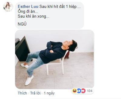 Hari Won đăng ảnh 'dìm' Trấn Thành, dân mạng lại chú ý đến bụng của danh hài 2