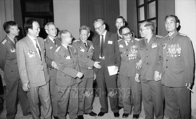 Chủ tịch nước, Đại tướng Lê Đức Anh với sự nghiệp cách mạng Việt Nam 1
