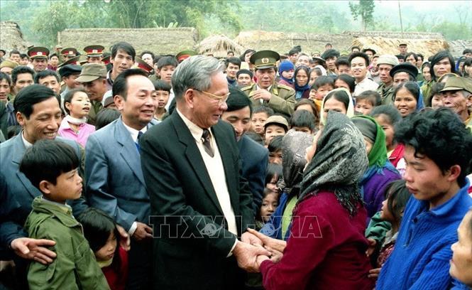 Chủ tịch nước, Đại tướng Lê Đức Anh với sự nghiệp cách mạng Việt Nam 3