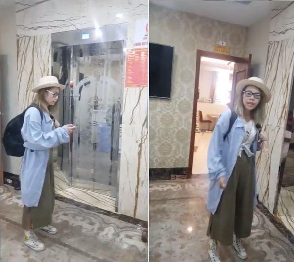 'Hotgirl' Bella bị một chủ nhà nghỉ ở Bắc Ninh mắng 'té tát' vì quỵt tiền 1