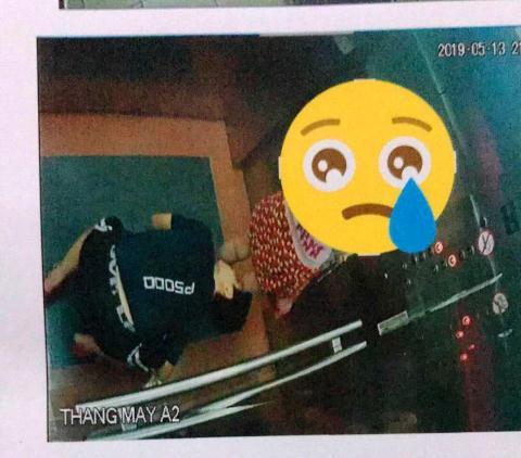 Lời trần tình bất ngờ của thiếu niên 16 tuổi bị tố quỳ xuống nhòm ngược váy cô gái 1