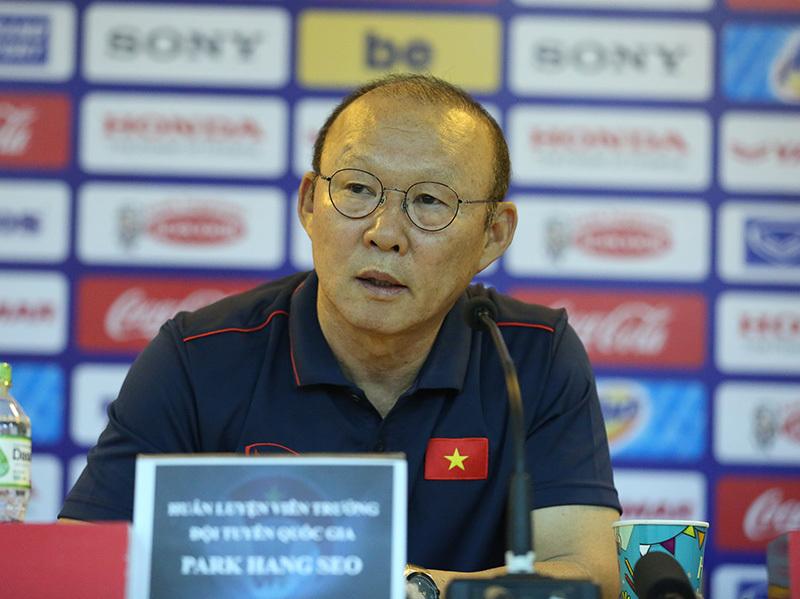 HLV Park Hang-seo: 'Thái Lan không muốn thừa nhận vị thế vô địch của Việt Nam' 1