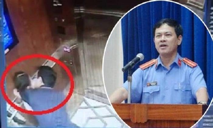 Cựu Phó Viện trưởng VKSND Đà Nẵng từng sử dụng tên giả khi bị phát hiện hành vi dâm ô 1