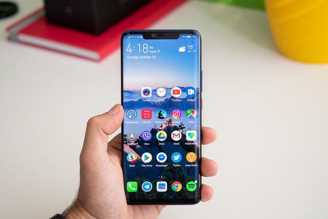 Hơn 80 triệu thiết bị chạy Android 9 Pie trên Huawei 1