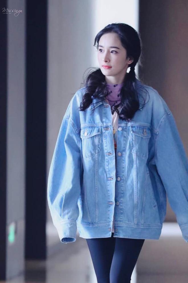 Dương Mịch bất ngờ thay đổi kiểu tóc khiến người hâm mộ 'đứng hình' 2