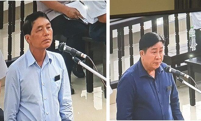 Trước khi toà tuyên án, hai cựu Thứ trưởng Công an nói gì? 1