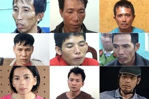 Vụ nữ sinh giao gà bị sát hại: Lời khai mới gây sốc của Vì Văn Toán về bà Trần Thị Hiền 1