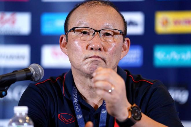 Điều khoản chưa từng tiết lộ trong hợp đồng của HLV Park Hang-seo với VFF 1