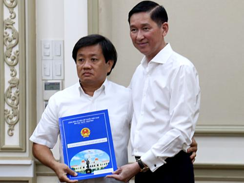 Bí thư Nguyễn Thiện Nhân: 'Ông Hải ký cấp phép xây dựng sai quy định' 2