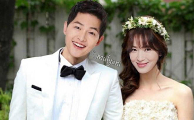 Lời thề của Song Joong Ki từng dành cho Song Hye Kyo trong đám cưới gây sốt 1