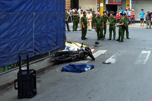 Diễn biến mới nhất vụ tài xế Vinasun bỏ mặc cô gái tử vong sau tai nạn 1