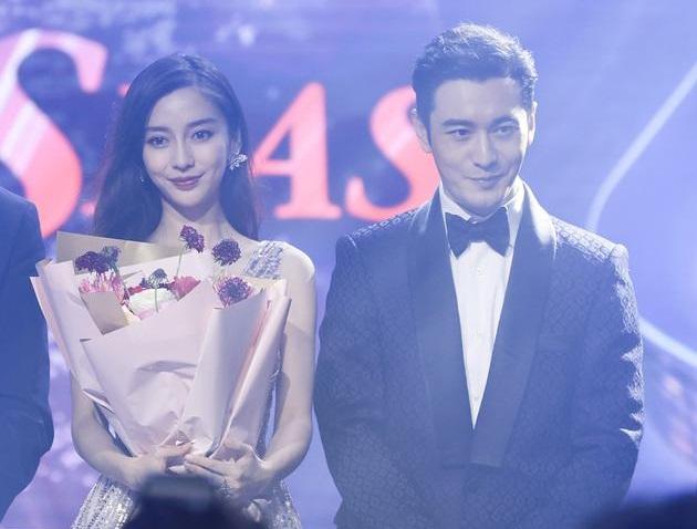 Huỳnh Hiểu Minh - Angelababy nhận tin vui bất ngờ giữa tin đồn ly hôn 1