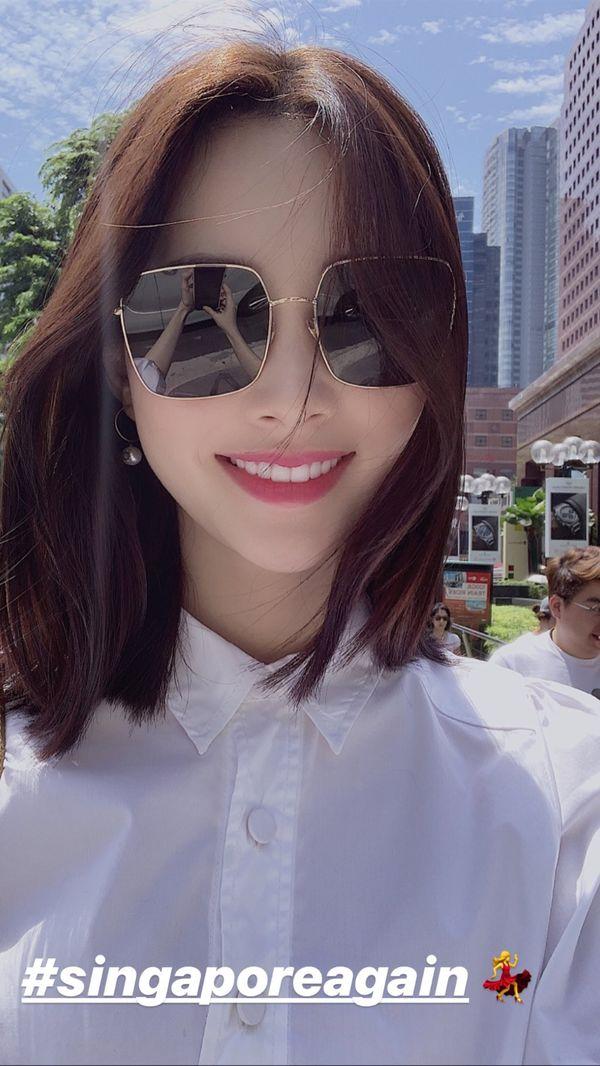 Hoa hậu Đặng Thu Thảo bất ngờ 'xuống tóc', fan phải thốt lên điều này 1