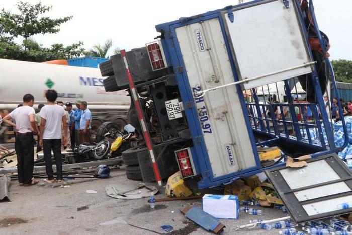Vụ tai nạn thảm khốc ở Hải Dương: Tài xế xe tải đối diện với mức án nào? 1