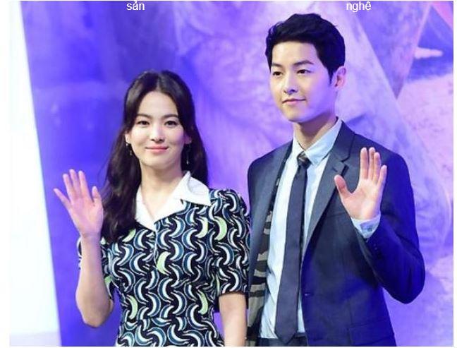 Bố Song Hye Kyo đau lòng khi chứng kiến con gái khổ sở sau khi ly hôn với Song Joong Ki 1
