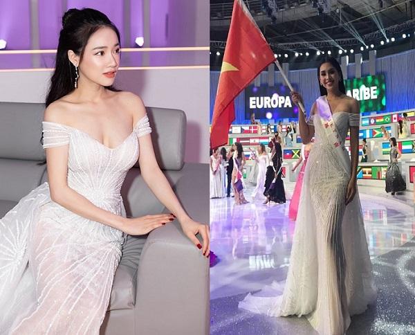 Liên tục đụng hàng, Nhã Phương vẫn khiến dàn Hoa hậu Việt kiêng dè 5